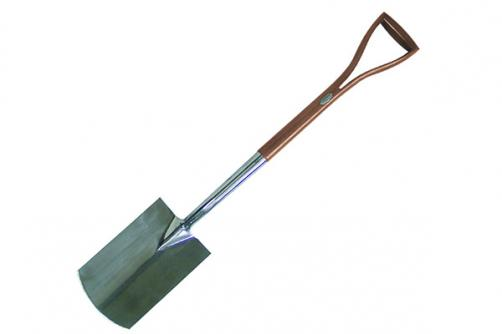 Classic Stainless Steel Digging Spade