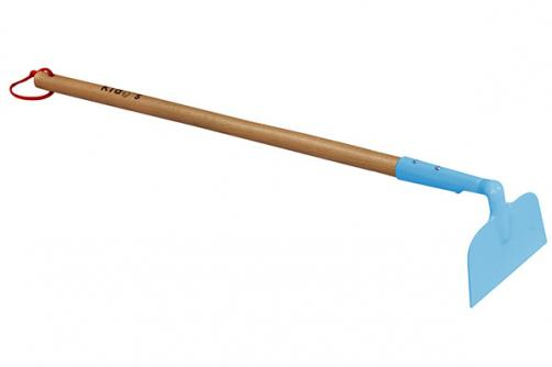 Kids Hoe With Wooden Handle