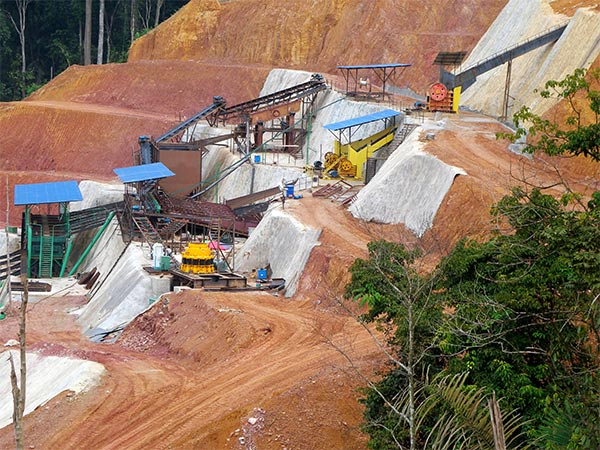 Hematite Iron Ore Crushing Plants In Malaysia