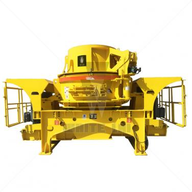 Vertical Shaft Impact (VSI) crusher