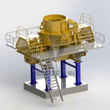 Trituradora de Impacto de Eje Vertical (VSI)