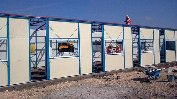 Proyecto de Construcción de Energía Eléctrica de Egipto
