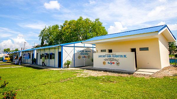 Proyecto de Instalaciones Educativas en Filipinas