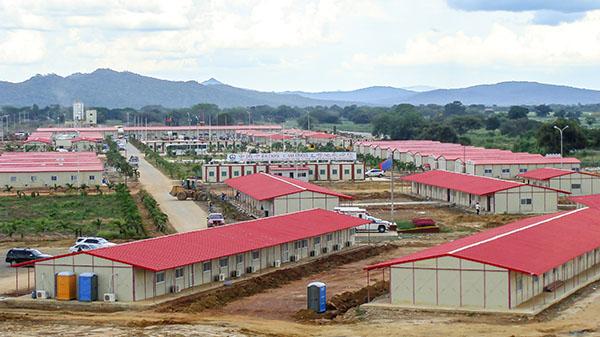 Venezuela Railway Construction  Project