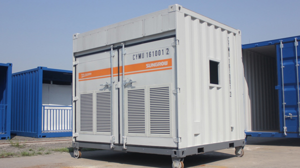 Photovoltaic Container