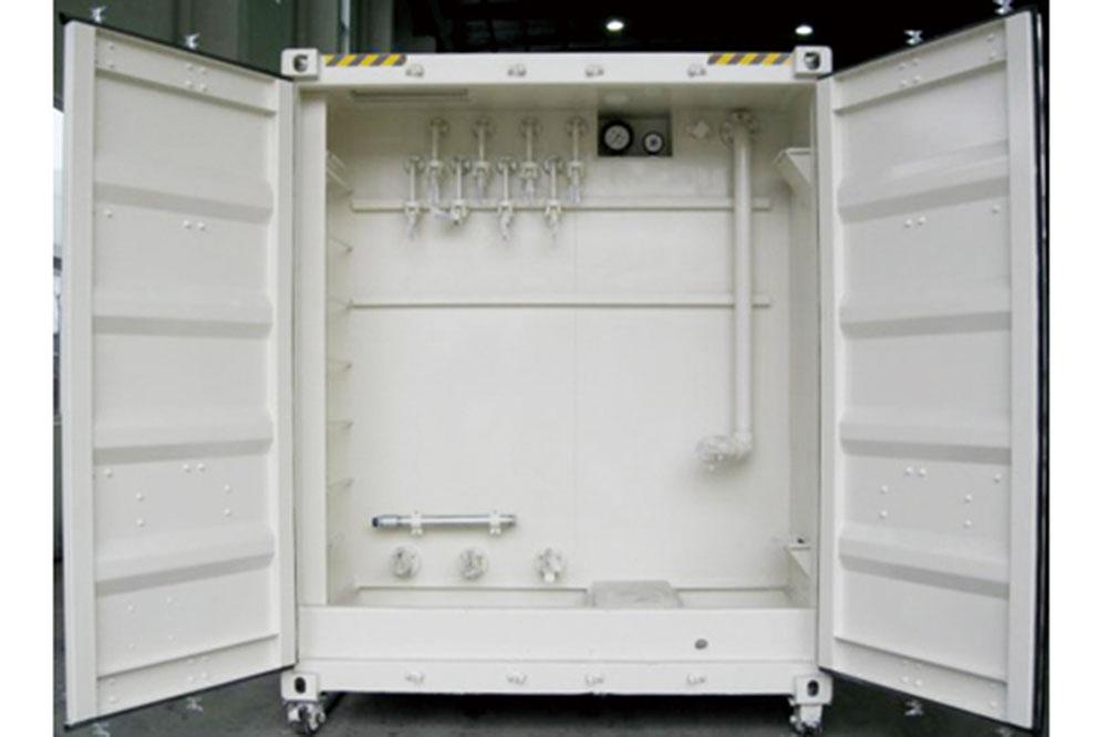 Fuel Tank Conteneur