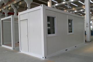Flat-Pack House