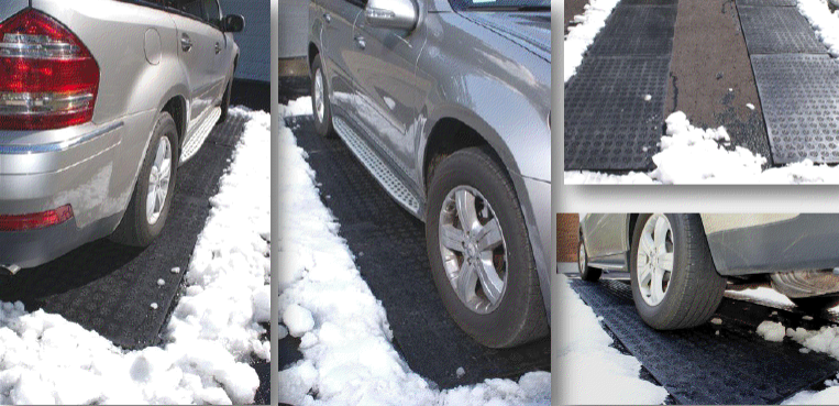 Experienced Supplier Of Driveway Snow Melting Driveway Mat