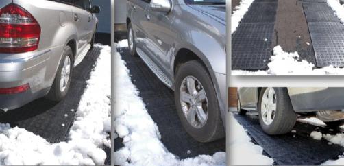 mats mat hotflake snow flakes walkway heated driveway premium melting