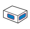 CLM-C Carton corner labeler