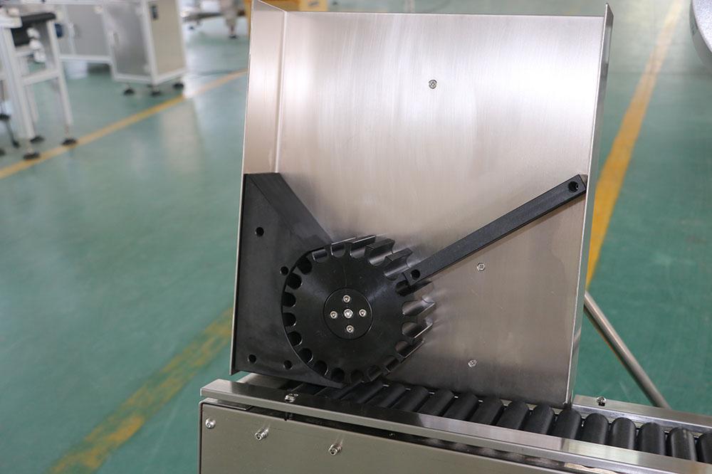 Vacuum Tubes Labeling Machine