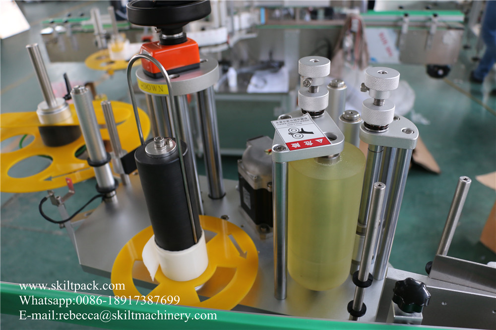 Round Bottle Labeler
