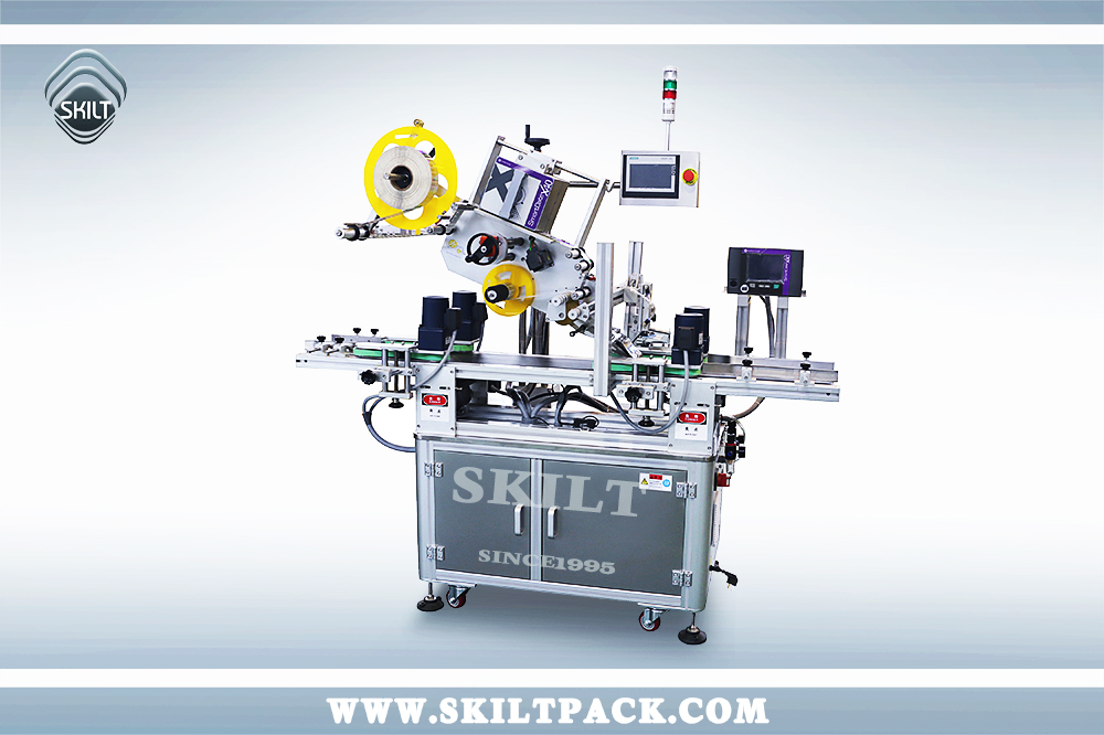 Ampoule Top Labeling Machine