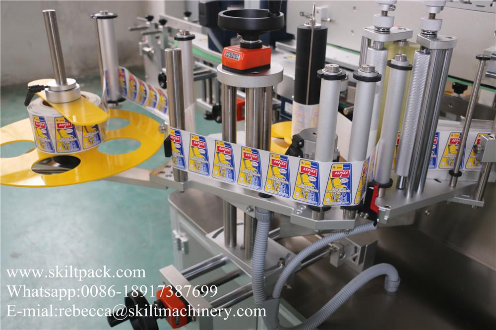Big Bottle Front & Back Labeler