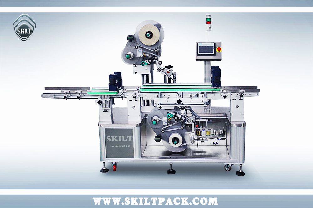 Cans/jars Top & Bottom Labeler