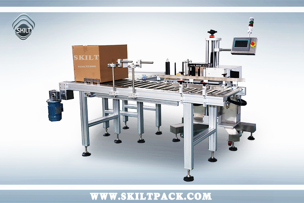 Carton Side Online Printing and Labeling