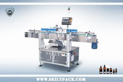 Liquid Soap Labeling Machine