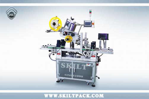 Eyedrops Flat Bottle Labeling Machine
