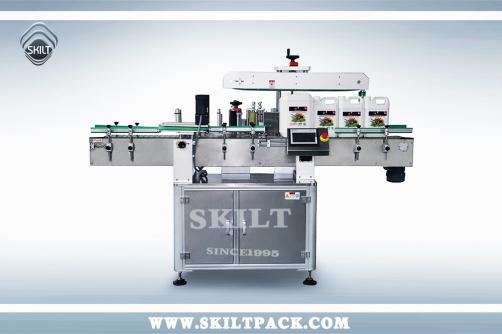 Side Surface Labeling Machine