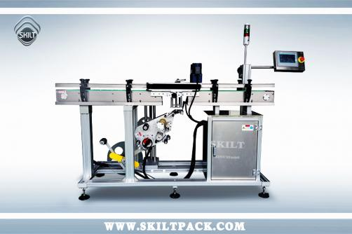 Box Bottom Labeling Machine