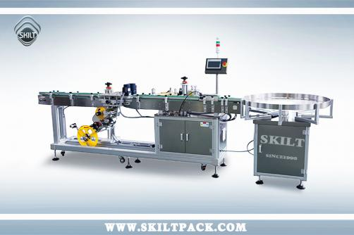 Eye Shadow Labeling machine