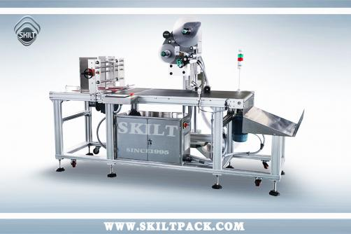 Paper Paging & Labeling Machine