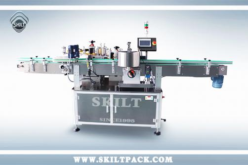 Bottle With Handle Labeling Machine