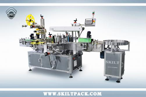 Front & Back & Top Labeler