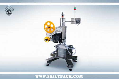 Floor&Pallet Labeling machine