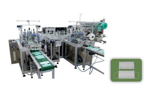 Disposable Medical Mask Making Machine