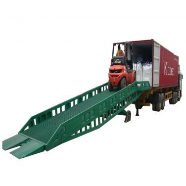 6-20 Ton Mobile Hydraulic Dock Ramp