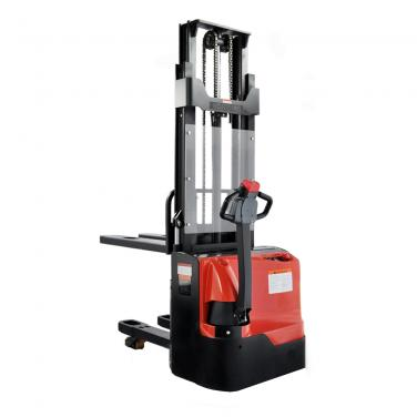 Electric Stacker with Initial Lift(ES10-10WAi,ES12-12WAi)