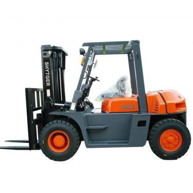 5-10 Ton Diesel Forklift(FD50-FD100)