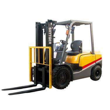 2.0-4.0 Ton Diesel Forklift(FD20-FD40)