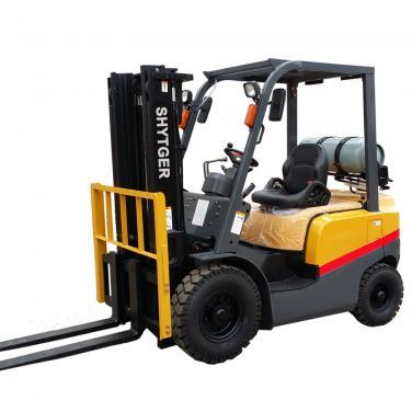 1.5-4.0 Ton Gasoline Forklift(FG15-FG40)