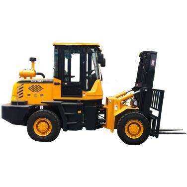 2.5-10 Ton Rough Terrain Forklift(YC40)