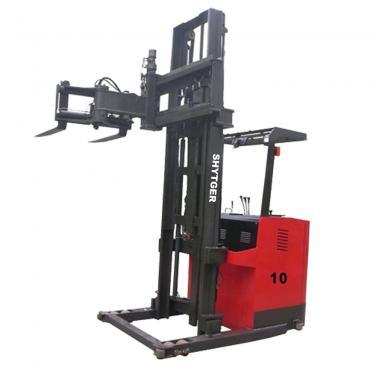 1 Ton 3-Way Electric Forklift (Narrow Aisle)