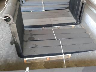 Custom Hook And Pin Type Forklift Forks