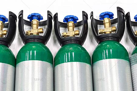Medical Aluminum Cylinder