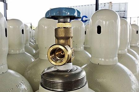 50l seamless steel cylinder