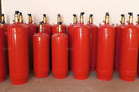 HFC Gas