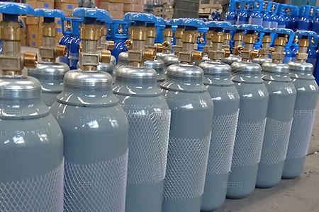 2L Oxygen Cylinder