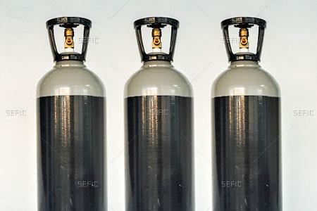 13.4L CO2 Cylinder