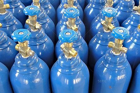 15 L Oxygen Cylinder