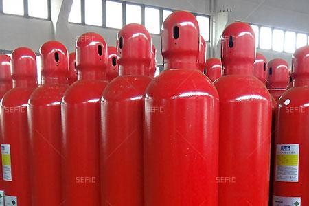 80L CO2 Cylinder