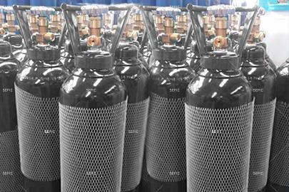 13.4L Nitrogen Cylinder
