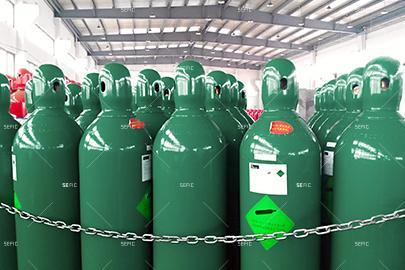 40L Helium Cylinder