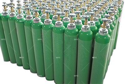 20L Hydrogen Cylinder
