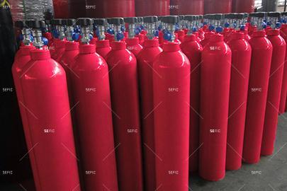 10L Acetylene Cylinder