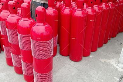 25L Acetylene Cylinder